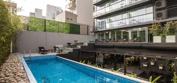 Casasur Palermo Swimming Pool