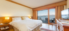 Correntoso Lake and River Hotel - Bedroom