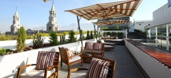 Casa Andina Select: Arequipa - Roof Terrace