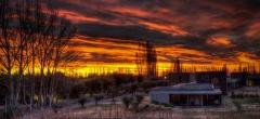 Entre Cielos - Sunset