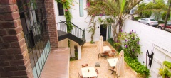 The Lot Boutique Hotel - Courtyard