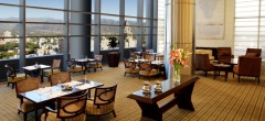 The Sheraton Hotel - Restaurant