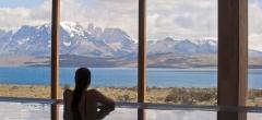 Tierra Patagonia - Swimming Pool