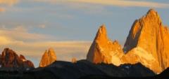 El Calafate and El Chalten - Monte Fitz Roy