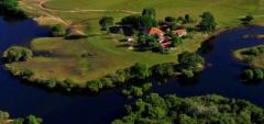 Barra Mansa - view from air
