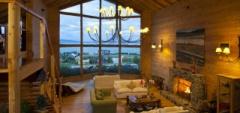 Hostería Blanca Patagonia - Living room