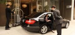 Grand Hotel - Arrival