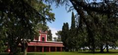 Estancia la Bamba de Areco - main house