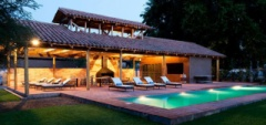 Noi Blend Colchagua Hotel - Swimming Pool & Bar