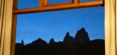 Senderos - The view