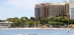 The Sofitel Rio de Janeiro Copacabana - Front View