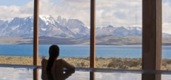 Tierra Patagonia - Swimming Pool