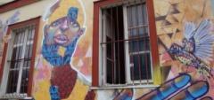 Valparaiso, a colourful town!