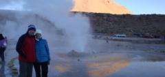 Geysers above Atacama