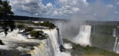 Janice and Charles - Iguazu Falls