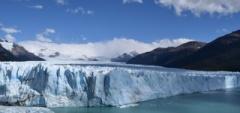 Janice and Charles - Perito Moreno Glacier