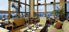 Hotel Albatros - Ushuaia view