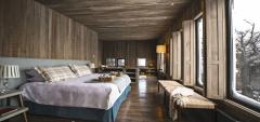 Awasi Patagonia - Bedroom