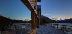 Aguas Arriba Lodge - Balcony