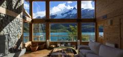 Aguas Arriba Lodge - Sitting Room