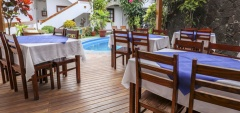 Albemarle Galapagos Boutique Hotel - Restaurant