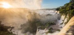 Awasi Iguazu - Sunrise at Iguazu