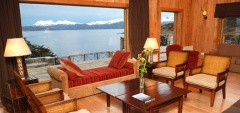 Los Cauquenes Resort & Spa - Lounge area