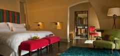 Cavas Wine Lodge - Bedroom