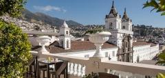 Casa Gangotena - Roof terrace