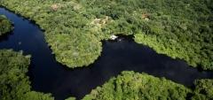 Cristalino Lodge - Aerial View