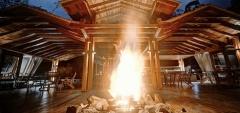 Cristalino Lodge - Camp Fire