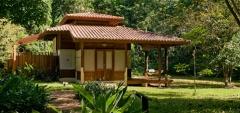 Cristalino Lodge - Cabin View