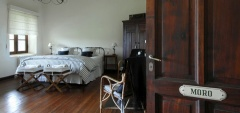 Estancia Dos Lunas - Bedroom