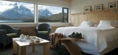 Explora Patagonia - Bedroom