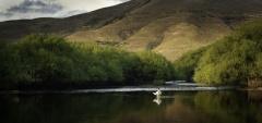 Estancia Huechahue - Fly fishing