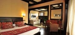 Hotel Casa Higueras- Bedroom