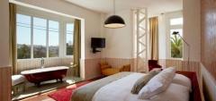 Hotel Palacio Astoreca -Bedroom