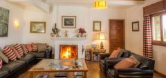 Estancia Huechahue - Living Room