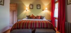 Estancia Huechahue - Bedroom