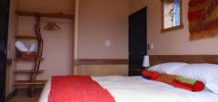 Casa Kalfu - A bedroom