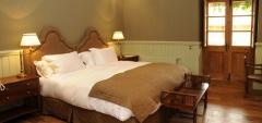 La Casona at Matetic - Bedroom