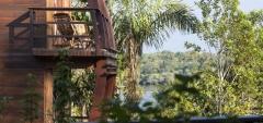 Mirante do Gavião - view from the balcony