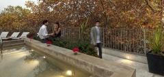 Nuss Hotel - Terrace