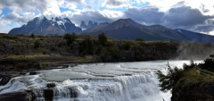 Paine Waterfall