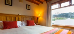 Hosteria Senderos - Bedroom