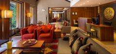 Sumaq Machu Picchu Hotel - Lobby
