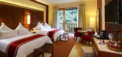 Sumaq Machu Picchu Hotel - Superior Deluxe Bedroom