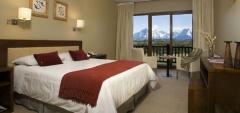 Hotel Rio Serrano - Bedroom
