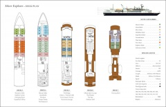 Silver Explorer Deckplan