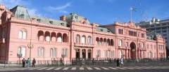 Buenos Aires - La Casa Rosada